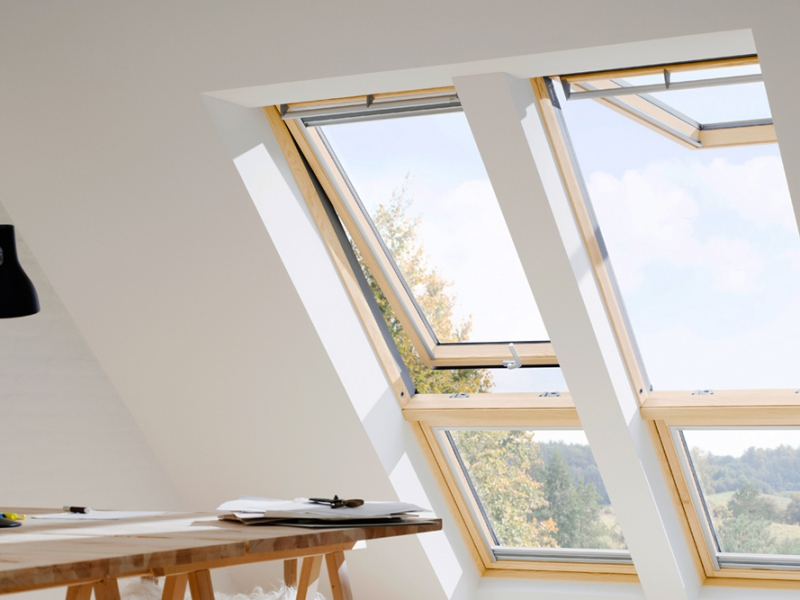 Finestre da tetto a padova vendita e assistenza for Finestre a tetto